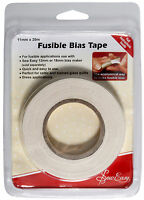 Sew Easy Fusible Bias Tape  11mm x 20m - ER520.11