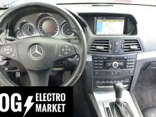 MERCEDES E W212 W207 GPS NAVIGATION SYSTEM SET RADIO SAT NAV COMAND NTG4 SINGLE