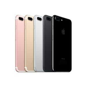 Apple iPhone 7 Plus 32GB - 128GB T-Mobile Network Only - Black Gold Rose Gold