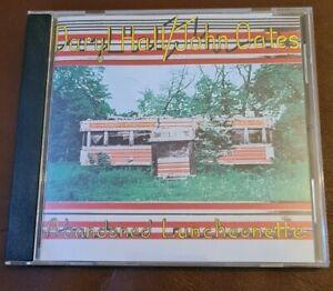 HALL & OATES: ABANDONED LUNCHEONETTE Music CD