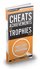 Bradygames cheat codes - Cheats, Achievements and Trophies 2013