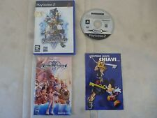kingdom hearts 2 II  ps2 ps 2  ITA