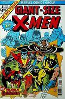 MARVEL Giant Size X-Men #1 Comic Wolverine Cyclops Storm Facsimile Variant NM