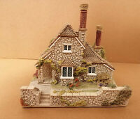 E* Lilliput Lane Cottages Vine Cottage Blaise hamlet handmade sculpture house