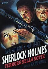 Sherlock Holmes - Terrore Nella Notte DVD GOLEM VIDEO