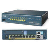 REF ASA5505-UL-BUN-K9 Cisco Appliance with SW, UL Users, 8 ports, 3DES/AES