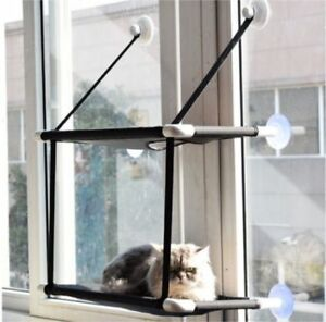 Cat Hammock Window Sunny Seat Resting Kitty Sill Cozy Cat Perch 1pc/pack