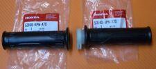 Gasgriff Griffgummi  original Honda CB 125 F , GLR 125 , JC64A, JC74A . 2015-17