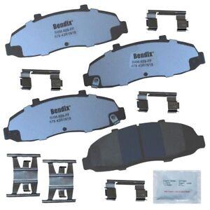 Disc Brake Pad Set fits 2002 Lincoln Blackwood  BENDIX FLEET METLOK