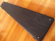 Vintage Gitarren Basskoffer Koffer Bass Gitarre 1970er/80er Flying V? Case