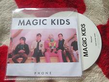 Magic Kids – Phone Label: True Panther Sounds UK CDr Promo CD Single