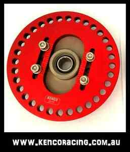Kenco COMMODORE Universal adjustable Caster Camber Strut Top Plate Speedway