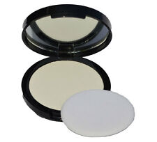 Invisible Pressed Blotting Powder Sheer Oil Absorbing Mattifying Compact w/ Puff