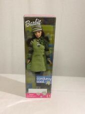 1999 Barbie Corduroy Cool Green Outfit