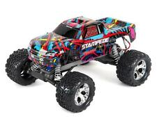 TRA36054-1-HWN Traxxas Stampede 1/10 RTR Monster Truck (Hawaiian Edition)