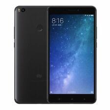 "Xiaomi Mi Max 2 6.44"" Desbloqueado Smartphones Android 7.0 4G LTE 128GB Negro"