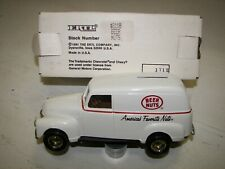 ERTL 1950 CHEVY PANEL DELIVERY TRUCK BANK BEER NUTS #2118