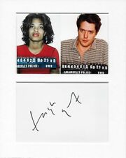 Love Actually About a Boy Hugh Grant Genuine Authentic Hand Signed Autograph COA