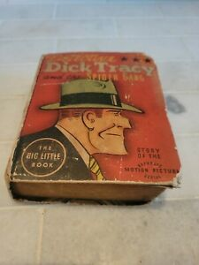 Dick Tracy And The Spider Gang The Little Book  1935