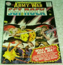Our Army at War 163, VF (8.0) 1966 The Viking Prince! 40% off Guide!