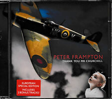 Peter Frampton-THANK YOU MR. Churchill CD NUOVO & OVP/SEALED!