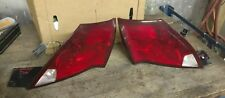 SATURN ION TAIL LIGHTS BOTH L/R 4-DOOR BULBS INCLUDED OEM 2003-2007