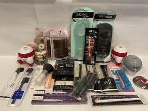 BULK 26+ Wholesale MAKEUP Brush Hair TOOL Lancôme ELF Kashuk HomeMedic Massager
