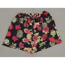 Eclair Women's Floral Print Dress Shorts with Pockets