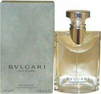 100ml Bvlgari pour Homme Eau de toilette EDT Perfume Hombre Descatalogado 3.3 oz