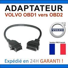 Obd2 adapter to volvo obd1-diag multidiag altar dice elm327 viva