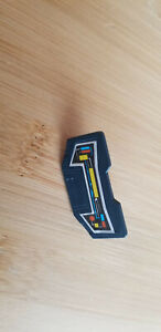Transformers G1 Onslaught Chest Piece Accessory
