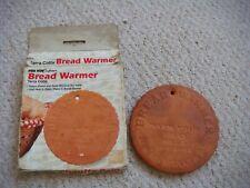 Boxed Terra Cotta Fox Run Bread Warmer