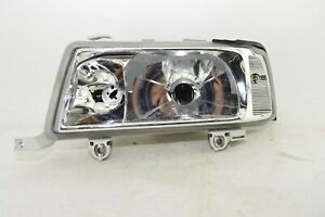 HELLA Left Driver Side LH Headlight Lamp For Audi 80 B4 Cabrio Coupe 1991- H4 H1