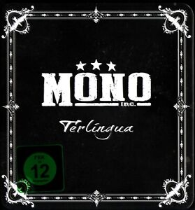 MONO INC. Terlingua - Limited Edition/Numbered Metal Box (2 CD + DVD) SPV IMPORT