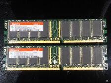 512Mb Pc3200-30330 400Mhz desk top Ram cards Hp, Ibm, Lenovo ,Dell Gateway