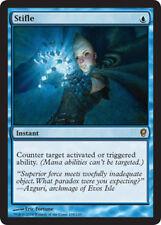 [1x] Stifle - Foil [x1] Conspiracy Near Mint, English -BFG- MTG Magic