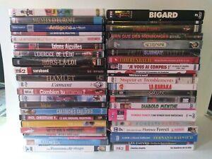LOT 62 DVD FILM FRANCAIS COMEDIE POLICIER ACTION TBE VU 1 FOIS L2