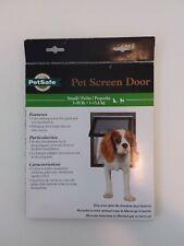 Genuine Pet Safe - Pet Screen Door / Small 1-30 lbs (NEW)