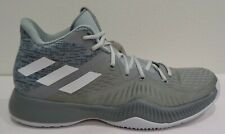 Adidas Size 13.5 MAD BOUNCE Gray Basketball High Top Sneakers New Mens Shoes