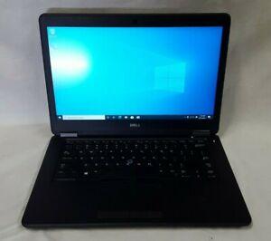 """Dell Latitude E7450 14""""(256GB SSD, Core i5-5300U@2.3GHz,8GB RAM) Win10 Pro *READ"""