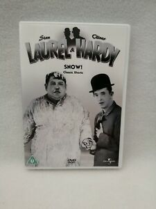 Laurel & Hardy-Volume 10 - Snow!/Classic Shorts DVD (2004) Laurel and Hardy exce