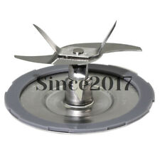 6-Point Cutter Silver Blade With Seal Ring Gasket  for Oster Pro 1200W Blender
