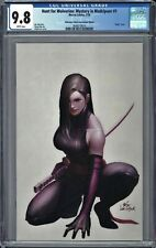 Hunt for Wolverine: Mystery in Madripoor #1 CGC 9.8 Convention VIRGIN Psylocke