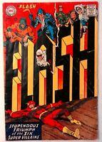 Flash #174 DC 1967 VG Silver Age Comic Book 1st Print