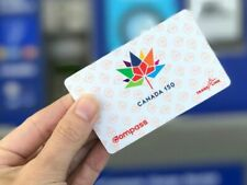 Canada 150 Commemorative Compass Card 🇨🇦