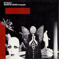 Bill Nelson's Orchestra Arcana : Iconography CD (2013) ***NEW***