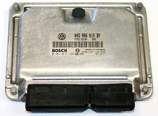 VW POLO 9n3 1.4 TDI BNM CENTRALINA ECU 045 906 019 BP 0 281 012 194