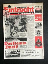 BL 86/87 Eintracht Frankfurt - Borussia Mönchengladbach, 04.04.1987
