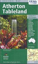 Map of Atherton Tableland, Australia, by HEMA Maps