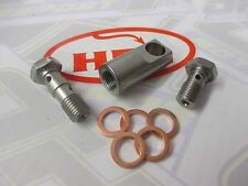 HEL Performance Motorcycle Radial Brake Master Cylinder Adaptor Kit - BRAND NEW